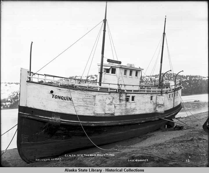 CIN_Co_Str_Tonquin_May_7th_1906_Seldovia_Alaska