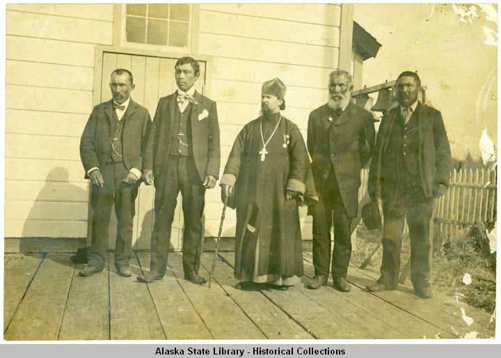 Group_of_five_men_at_Seldovia_in_1900
